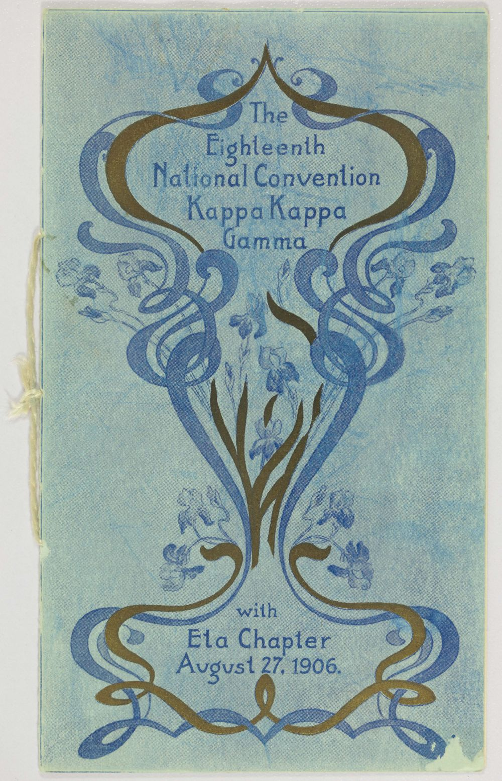 Image, 1906 National Convention