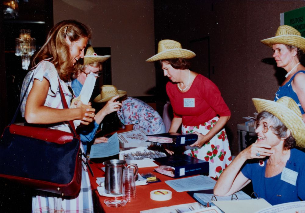 Image, 1984 National Convention